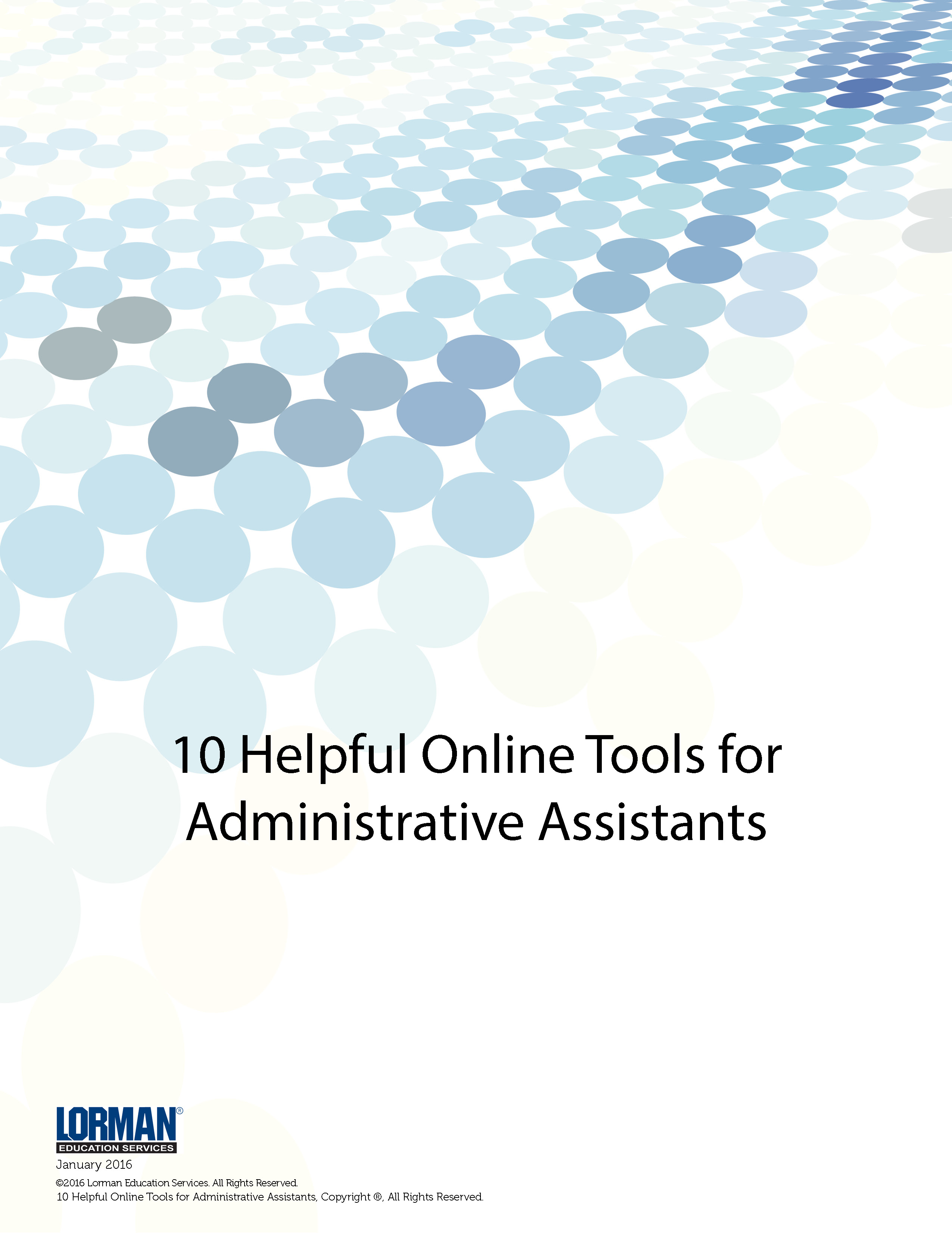 10 Helpful Online Tools for Administrative Assistants
